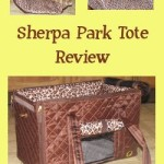 Sherpa Park Tote Review