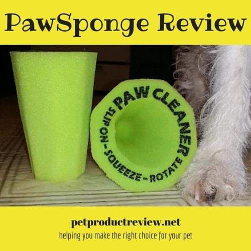 PawSponge Review