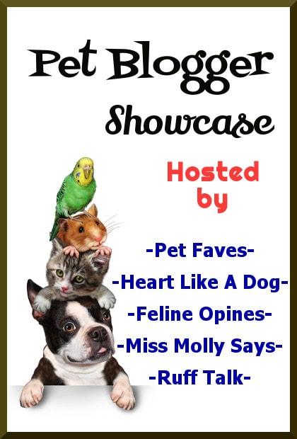 pet blogger showcase linky party