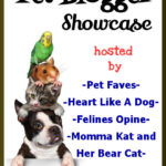 Welcome to the Pet Blogger Showcase! This is the place for you to show off your favorite family friendly pet related posts, find other great posts to read, show some love to other bloggers and maybe be featured on one of the host blogs