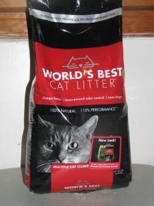 A Review of World's Best Cat Litter