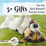 5+ gifts that any Jack Russell Terrier lover would love to unwrap.