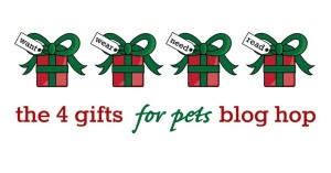 4 Gifts for Pets Blog Hop