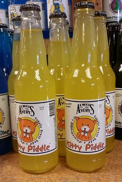 Kitty Piddle Soda