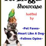 Pet Blogger Showcase September 17, 2016