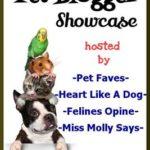 Pet Blogger Showcase August 20, 2016