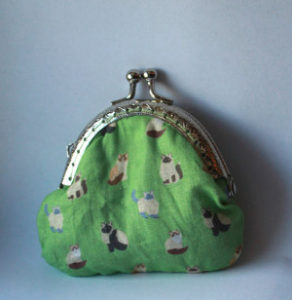 Ragdoll Cat Coin Purse