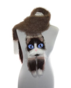Ragdoll Cat Scarf