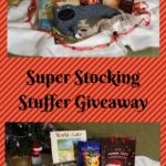 Enter to win stocking stuffers for your dog or cat in the Super Stocking Stuffer Giveaway Hop on PetFaves.com #holidaygiveaway #holidaygiftguide #giving