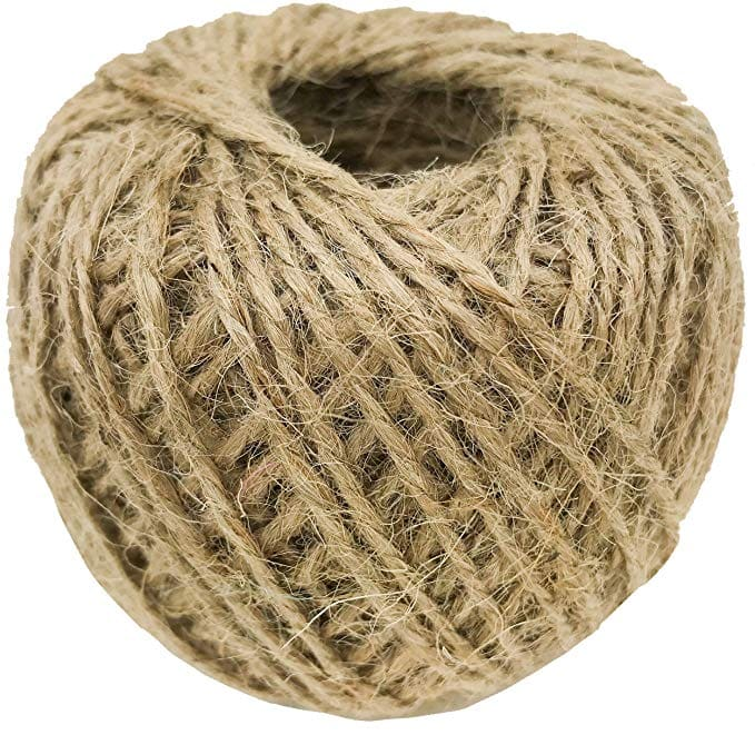 Natural Twisted Jute Twine String