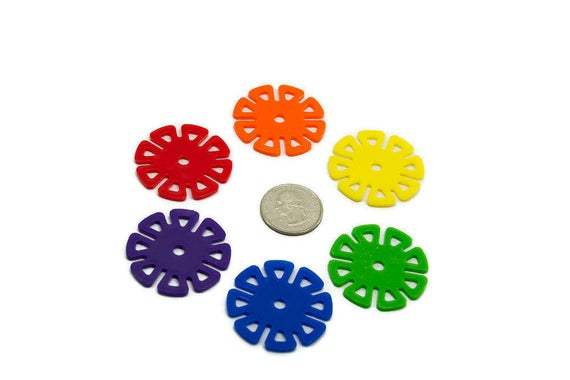 Small Plastic Daisy Wheel